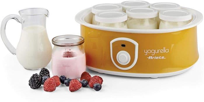 Mejores yogurteras electricas Ariete 617