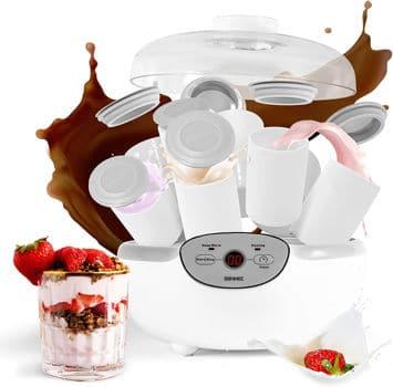 Mejores yogurteras electricas Duronic YM2