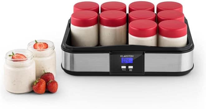 Mejores yogurteras electricas Klarstein Gaia