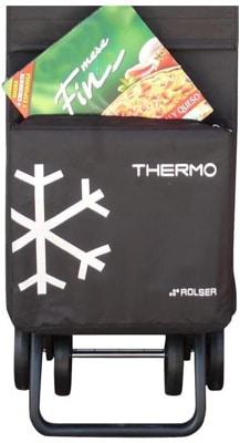 Mejor carrito de la compra plegable Rolser Termo Fresh MF 4