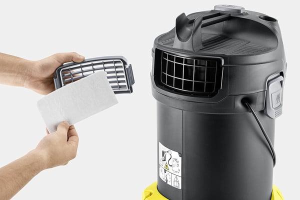 Mejores aspiradoras de cenizas Karcher limpieza