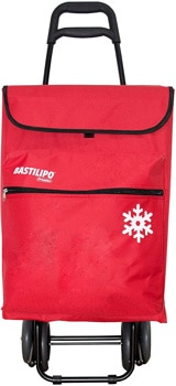Mejores carritos de la compra plegables Bastilipo 7081 Julia