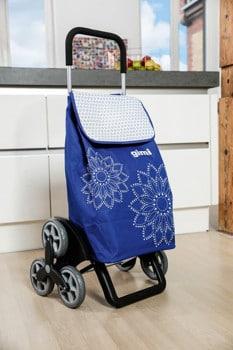 Mejores carritos de la compra plegables Gimi Tris