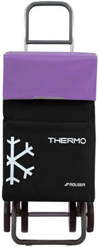 Mejores carritos de la compra plegables Rolser Thermo Fresh MF4