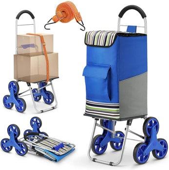 Mejores carritos de la compra plegables Winkeep
