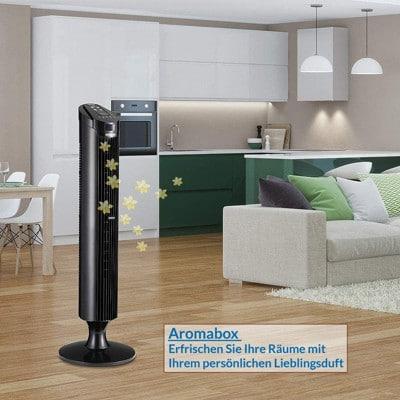 Mejores ventiladores sin aspas Deuba mas barato