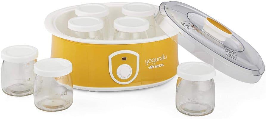 Mejores yogurteras electricas mas barata Ariete 617