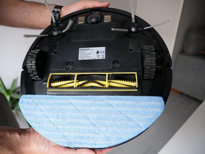 robot aspirador taurus homeland laser 5