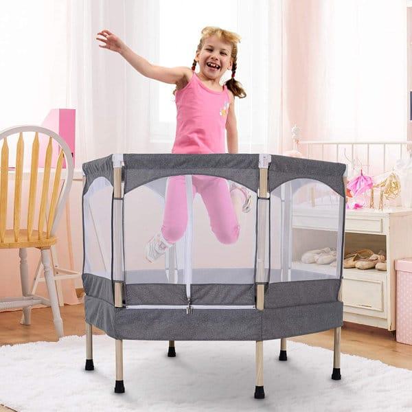 Mejores camas elásticas para niños HOMCOM guía de compra