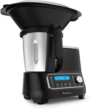 Mejores robots de cocina Moulinex ClickChef HF4SPR30