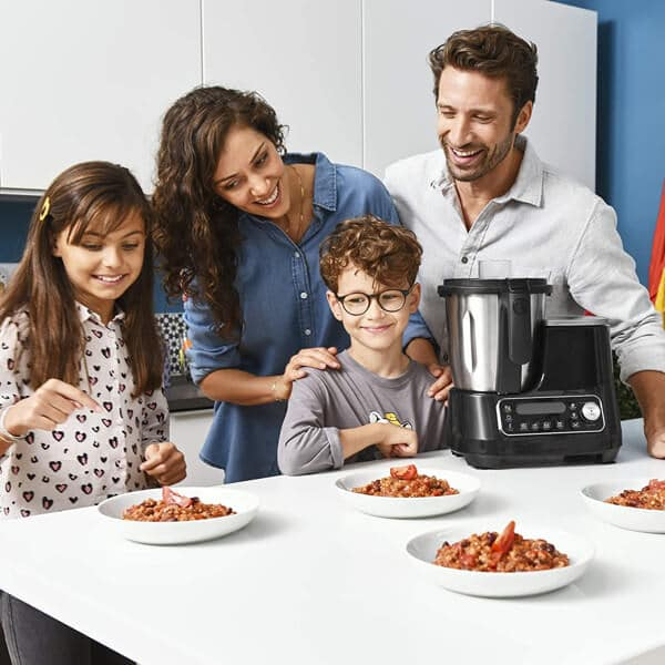 Mejores robots de cocina Moulinex ClickChef imagen destacada
