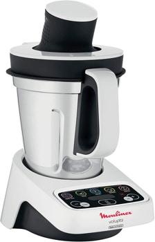Mejores robots de cocina Moulinex Volupta HF4041