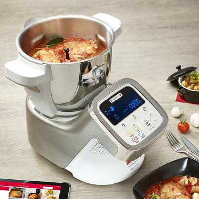 Mejores robots de cocina Moulinex i Companion HF900110 el mejor