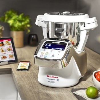 Mejores robots de cocina Moulinex i Companion HF900110