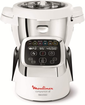 Mejores robots de cocina Moulinex i Couisine Companion HF806E10