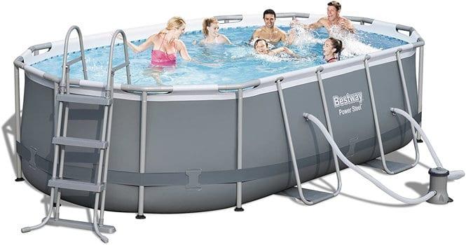 piscina desmontable intex