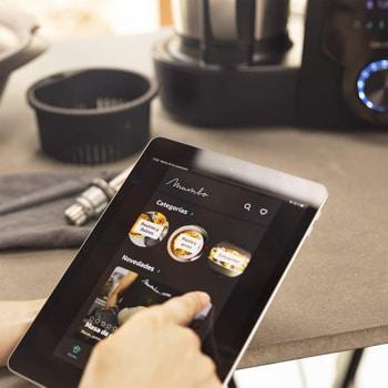 Robot de cocina Cecotec Mambo 10090 aplicacion