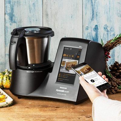Robot de cocina Taurus Mycook Touch app