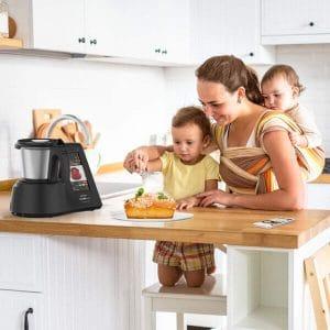Robot de cocina Taurus Mycook Touch imagen destacada