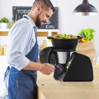 Robot de cocina Taurus Mycook Touch4