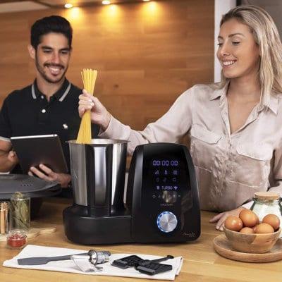 Robots de cocina Cecotec Mambo 10070 mejor calidad precio