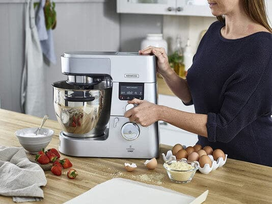 Robots de cocina Kenwood Cooking Chef KCC9060S guia de compra