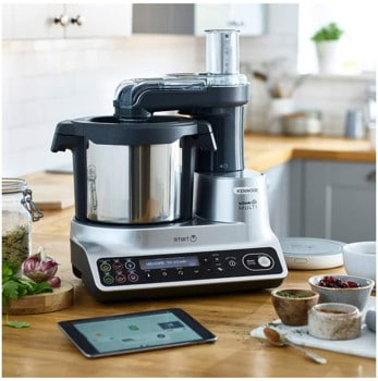 Robots de cocina Kenwood kCook Multi Smart CCL450SI