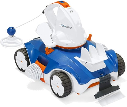 Robots limpiafondos Bestway Flowclear