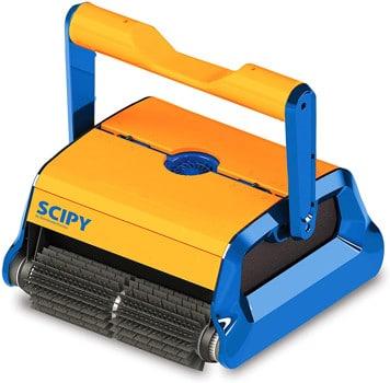 Robots limpiafondos QP SCIPY