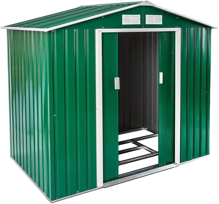 Caseta de jardín TecTake 402182