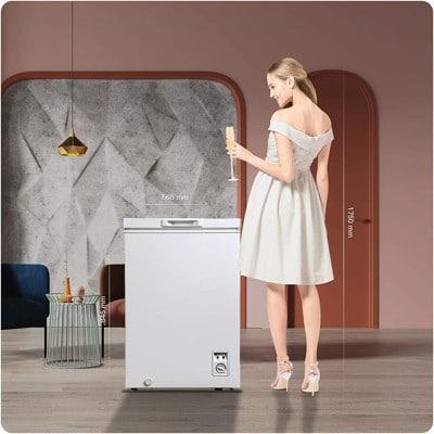 Congelador Chiq FCF292D guía de compra