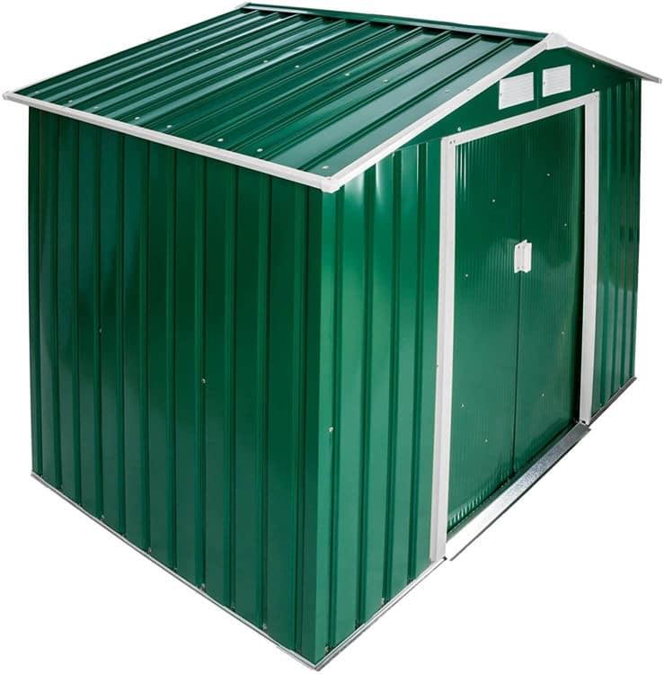 Caseta de jardín mejor calidad-precio TecTake 402182