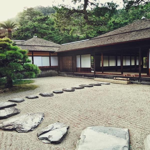 jardin zen casa