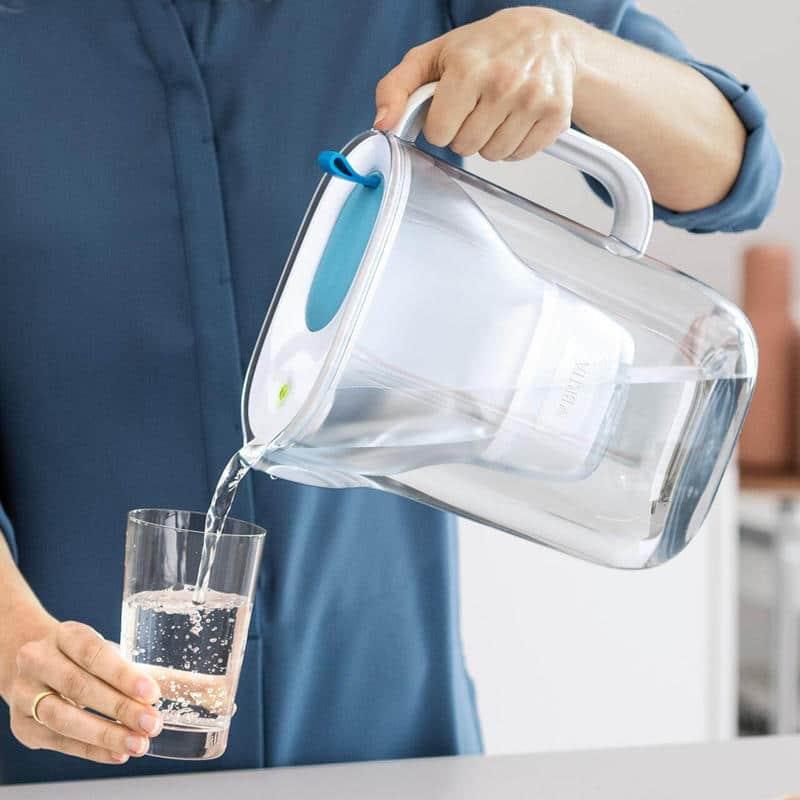 Jarra filtradora de agua mejor calidad-precio Brita Style
