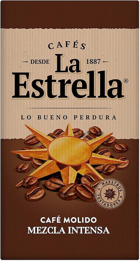 La estrella cafe molido