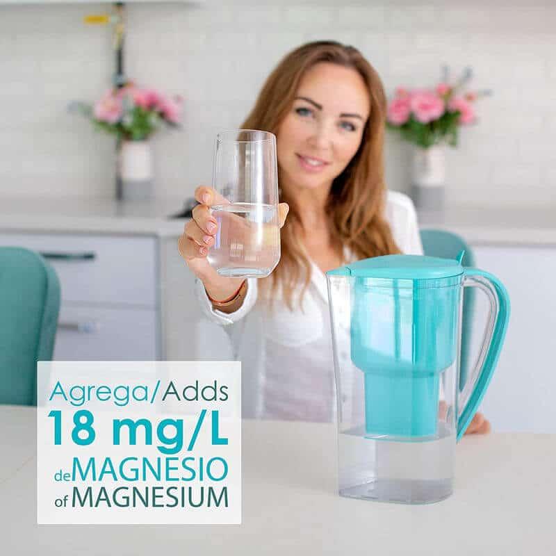 Mejor jarra filtradora de agua Alkanatur