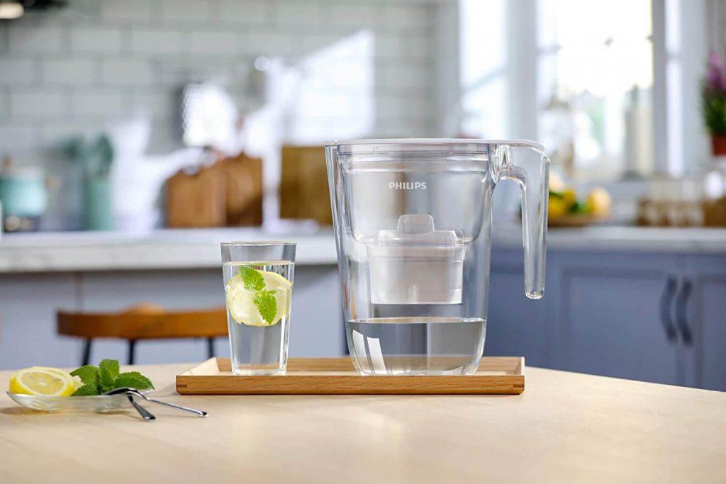 Mejores jarras filtradoras de agua
