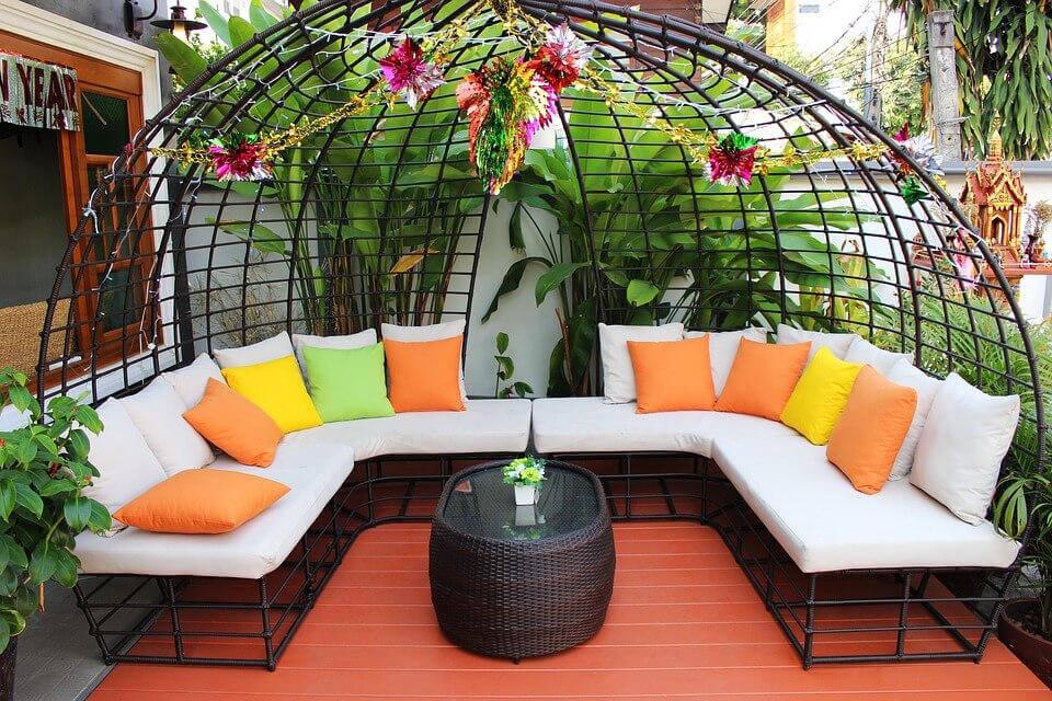 5 estilos decorativos terrazas