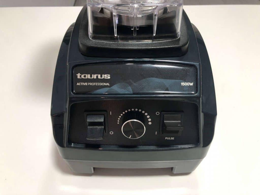 Velocidades Taurus Mycook Active Professional