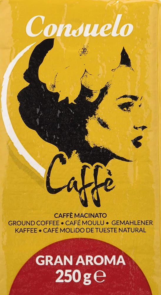 consuelo gran aroma cafe