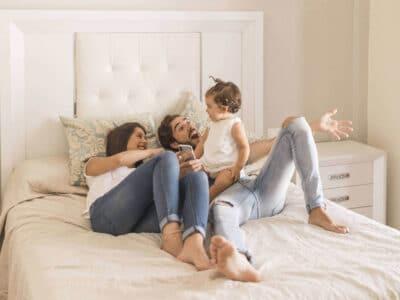 familia - elegir el colchón ideal