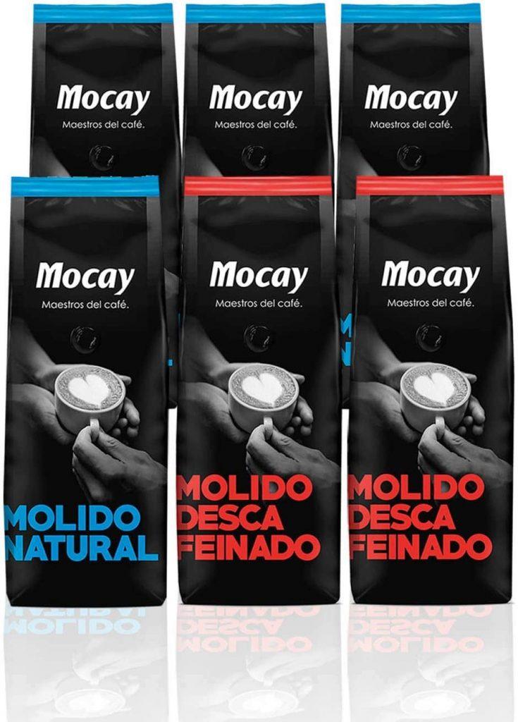 mocay mejor cafe molido