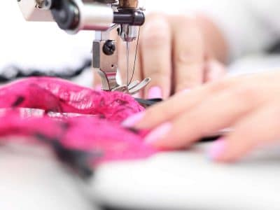tipos de máquinas de coser