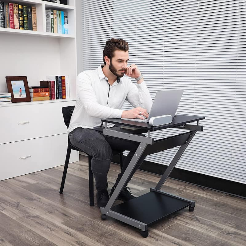 vasagle mesa escritorio portatil