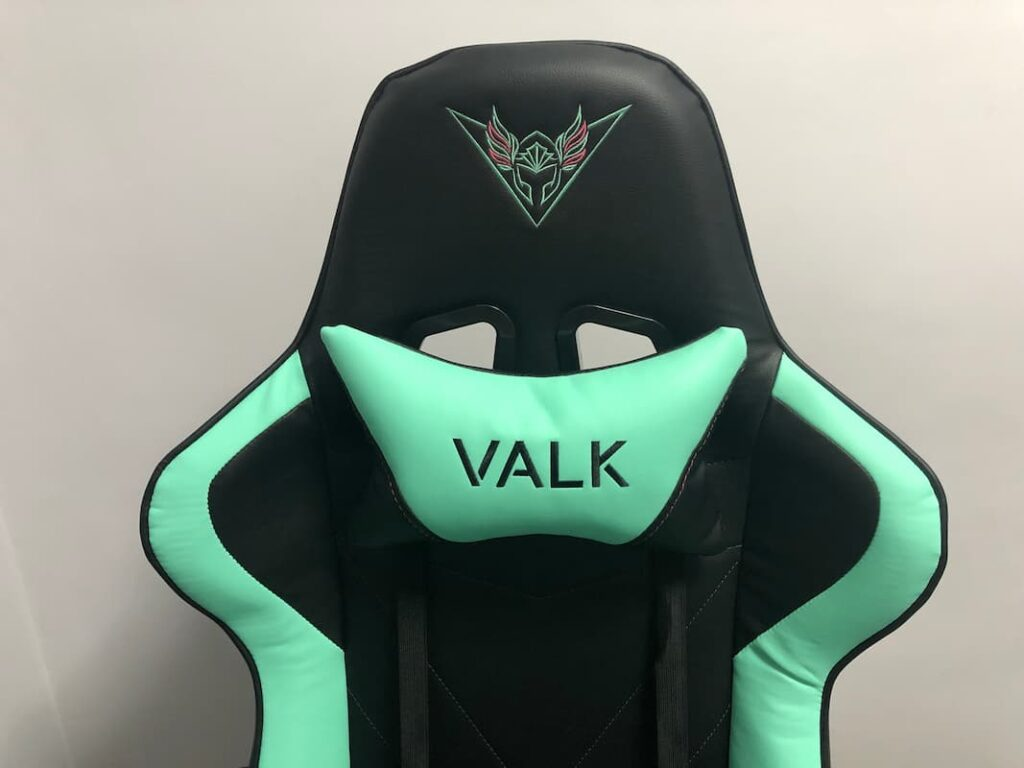 Cojin cervical de la silla gaming VALK Eyra