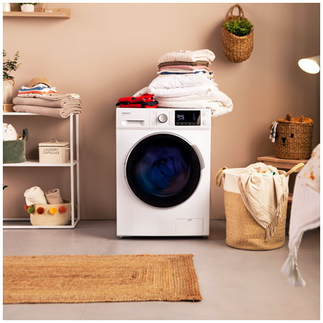 lavadora cecotec bolero dresscode 12600