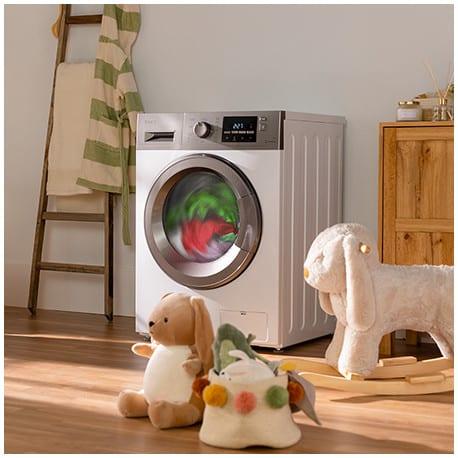 lavadora cecotec bolero dresscode-7200 inverter