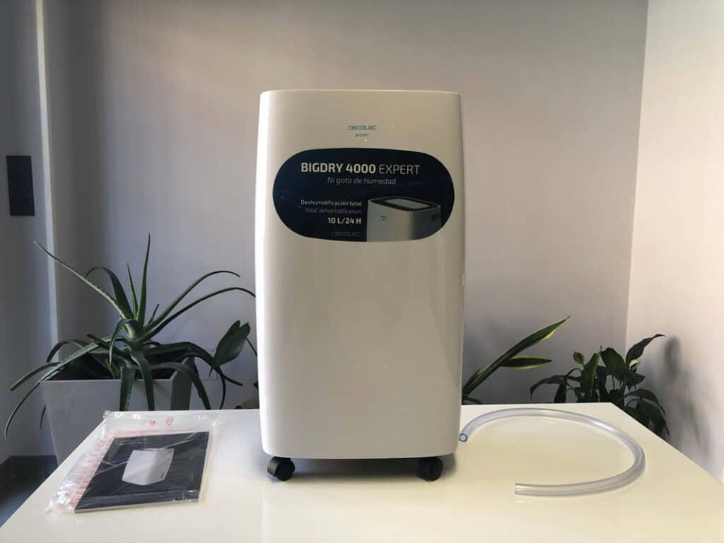 Deshumidificador Cecotec Big Dry 4000 Expert