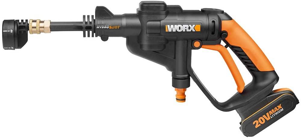hidrolimpiadora portatil a bateria Worx WG629E