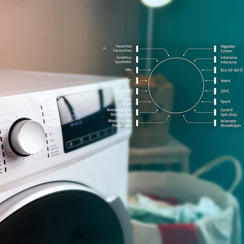 lavadora cecotec